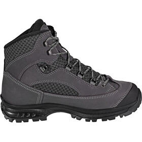 Hanwag Banks II Wide GTX Shoes Herren asphalt/black